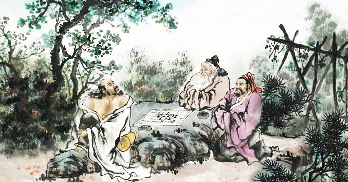 Các bậc Tiên nhân đã gợi mở, giúp người có duyên mắt thấy tai nghe những điều huyền bí.