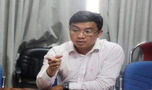 Ông Nguyễn Tiến Thành - Giám đốc Ban QLDA Dự án đường cao tốc Đà Nẵng - Quảng Ngãi. (Ảnh: Internet)