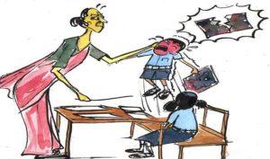 Bạo lực học đường là vấn đề nhứt nhối của thế giới. (Ảnh qua TV Annapurna)