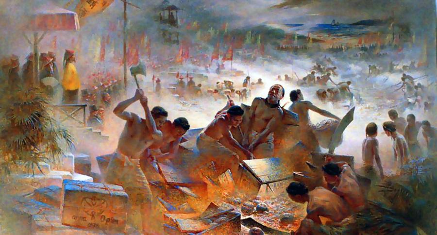 Hong Kong, công ty Đông Ấn và chiến tranh nha phiến ở Trung Quốc. Ảnh 1
