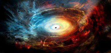 Hình ảnh chụp được từ vũ trụ. (Ảnh qua Magic Horoscope)