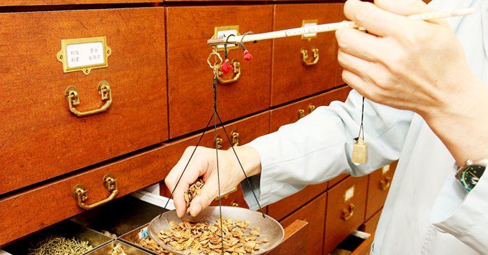 Trung y trị liệu chủ yếu dùng cách bổ trợ chính khí, loại bỏ tà khí, có thể thu được hiệu quả tốt.