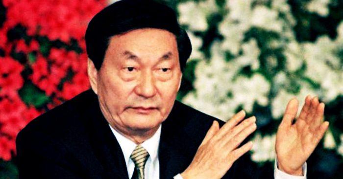 Ông Chu DUng Cơ từng nói, nếu Hồng Kông bị hủy hoại trong tay chính quyền Trung Quốc, thì chính quyền Trung Quốc há không trở thành tội nhân của dân tộc hay sao?