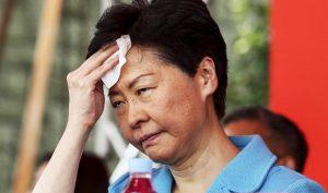 Với tư cách là Trưởng Đặc khu, bà Lâm Trịnh Nguyệt Nga đã mất hết sự tín nhiệm của thị dân.