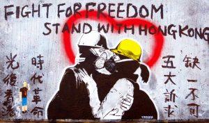 Người biểu tình Hồng Kông sẽ không lùi bước vì họ đang chiến đấu cho chính lương tâm của mình.