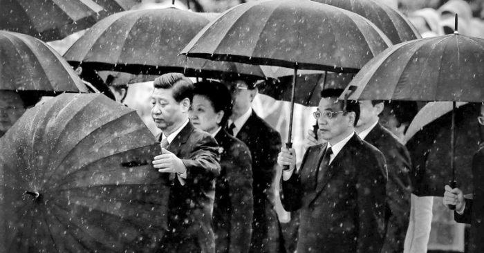 """Trong vòng một tuần trước khi đạt được thỏa thuận, các quan chức cấp cao của Bắc Kinh đã rơi vào tình trạng """"rạn nứt""""."""