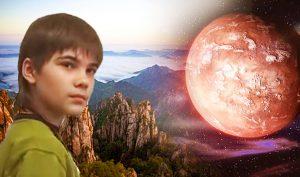 Cậu bé Boriska tiên đoán về sứ mệnh của Trung Quốc và đại tai nạn sẽ xảy ra ở một lục địa nào đó vào năm 2020.