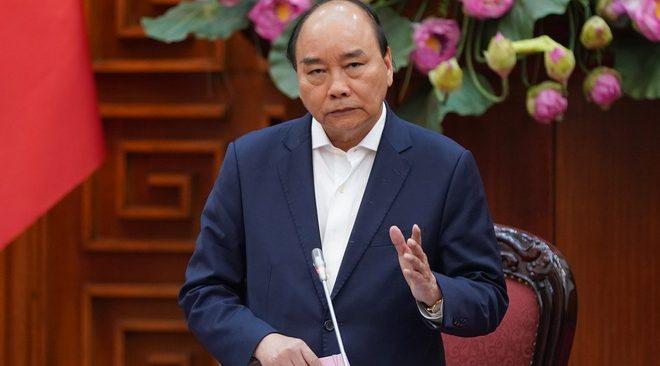Thủ tướng Xuân Phúc Chia buồn với Trung Quốc về dịch bệnh viêm phổi ở Vũ Hán