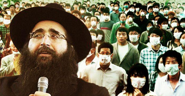 Một giáo sĩ Do Thái ở Israel nói rằng, ông đã thấy trước được sự bùng phát dịch viêm phổi Vũ Hán sẽ biến thành thảm họa toàn cầu.