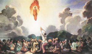 Thần Phật là từ bi, nhưng nếu con người hành ác vô độ, thì sẽ nhận phải chịu sự trừng phạt