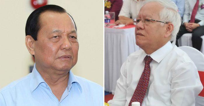 Ông Lê Thanh Hải bị cách chức vì làm người dân Thủ Thiêm khóc ròng hơn 20 năm