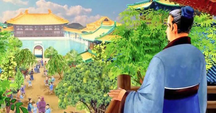 Vương quốc Thần Châu vốn rất xinh đẹp, người dân ở đây bản tính lương thiện, sống hòa hợp với đất trời và tự nhiên, cuộc sống hạnh phúc ấm no.
