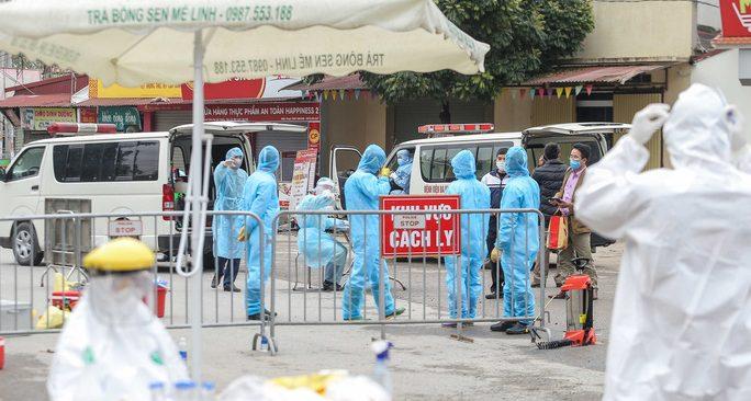 Cách ly 83 nhân viên y tế BV phụ sản Hà Nội do tiếp xúc với bệnh nhân 243