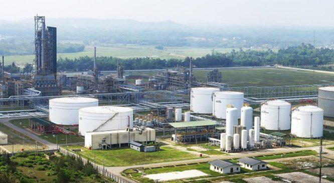 Nhà máy lọc dầu Dung Quất lỗ hơn 2.300 tỷ đồng trong quý I