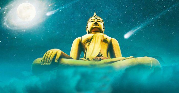 Thần Phật là từ bi với chúng sinh nhưng cũng rất uy nghiêm