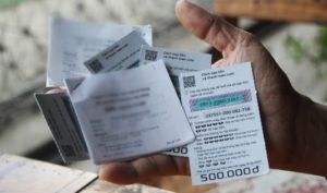 Bộ TT&TT: Kiến nghị nạp thẻ điện thoại trả trước phải nhập số CMND hoặc mã số căn cước