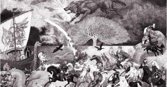 Sự kiện Ragnarok trong thần thoại Bắc Âu