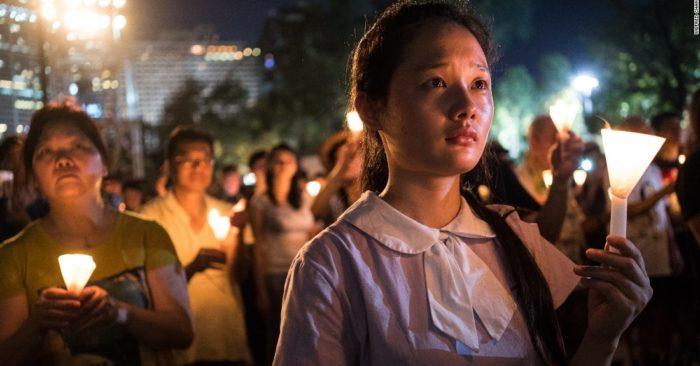 Hoa Kỳ: Quyết không để Trung Quốc xóa nhòa ký ức thảm sát Thiên An Môn