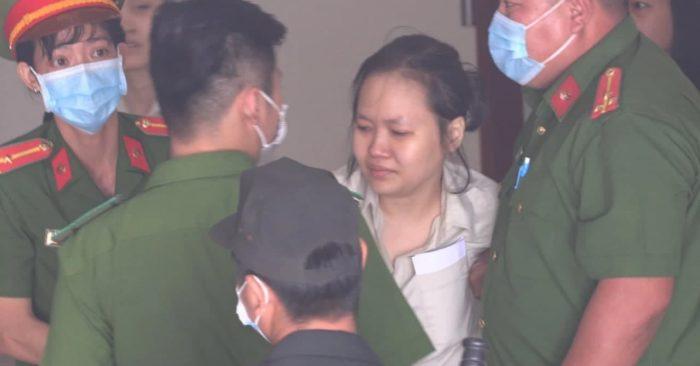 Hoãn xử kháng cáo vụ 'giết người đổ bê tông' do bị cáo Thiên Hà 'không khỏe'