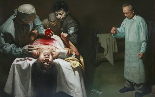 Phát hiện bệnh viện Trung Quốc xây dựng để giết người lấy nội tạng - MysTown