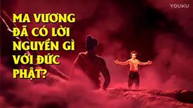 Sau khi thất bại, Ma Vương đã có lời nguyền gì với Đức Phật?