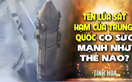 Tên lửa sát hạm của Trung Quốc có sức mạnh đáng sợ như thế nào?