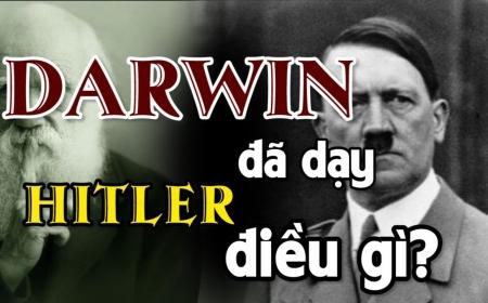 Darwin đã dạy Hitler điều gì?