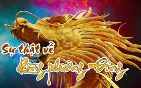 Truyền thuyết và sự thật về rồng phương Đông